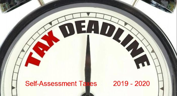 Self-assessment tax deadline